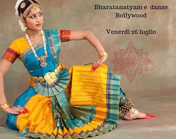 Serata di danze Bharatanatyam e Bollywood