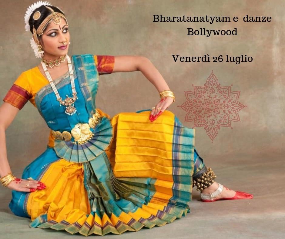 bharatanatyam e danze Bollywood